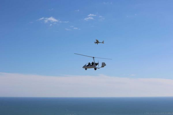 Gyrocopter und UL